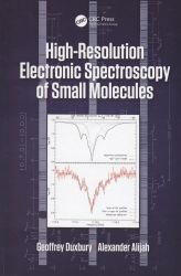 High-resolution electronic spectroscopy of small molecules
