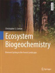 Ecosystem biogeochemistry