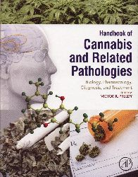 Handbook of cannabis and related pathologies
