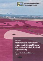 Optimalizace vzorkování půd s využitím spektrálních dat pro účely lokálně cílené agrote