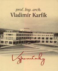 Prof. Ing. arch. Vladimír Karfík