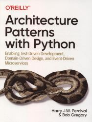 Architecture patterns with Python