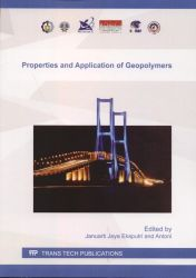 Properties and application of geopolymers