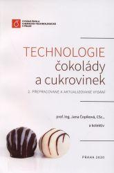 Technologie čokolády a cukrovinek