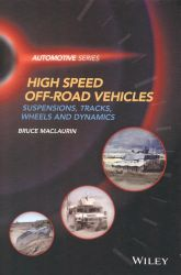 High speed off-road vehicles