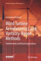 Wind turbine aerodynamics and vorticity-based methods