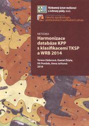 Harmonizace databáze KPP s klasifikacemi TKSP a WRB 2014