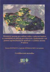 Metodický postup pro snížení rizika vyplavení fosforu ze zemědělských půd do povrchových a