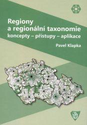 Regiony a regionální taxonomie: koncepty, přístupy, aplikace