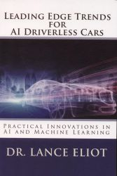 Leading edge trends for AI driverless cars