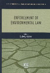 Enforcement of environmental law