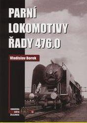 Parní lokomotivy řady 476.0