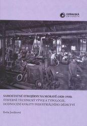 Samostatné strojírny na Moravě (1820-1918)