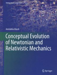 Conceptual evolution of newtonian and relativistic mechanics