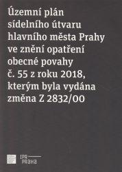 Územní plán sídelního útvaru hlavního města Prahy ve znění opatření obecné povahy č. 5