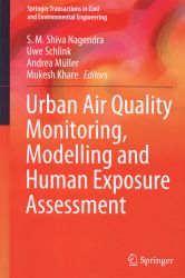 Urban air quality monitoring, modelling and human exposure assessment