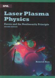 Laser plasma physics