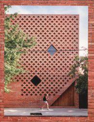 100 contemporary brick buildings =